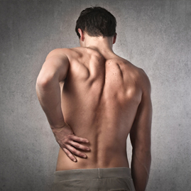 Why is rowing important for the back?